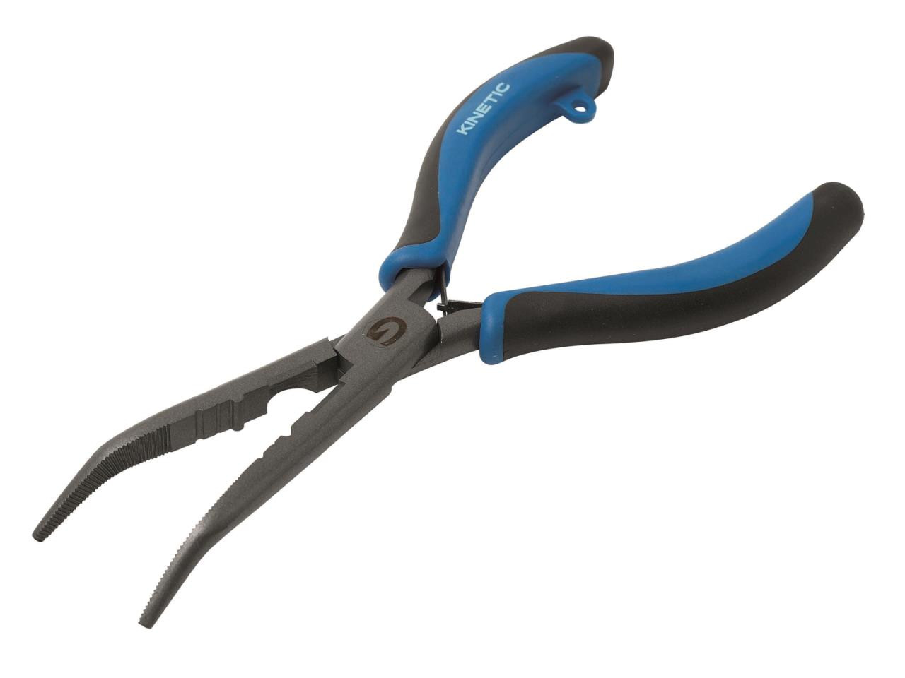 """Kinetic CS Plier 8,5"""" Curved Nose"""