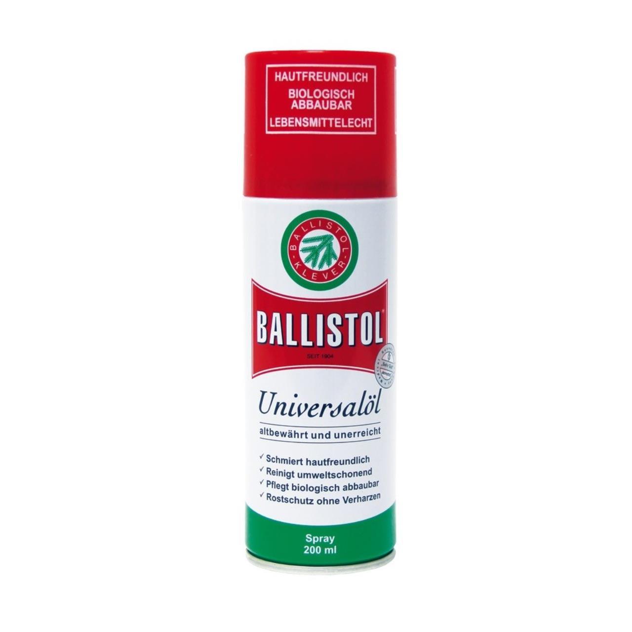 Ballistol Spray 200 ml.