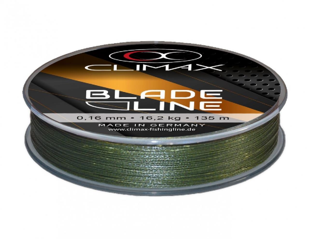 Climax Blade Line 135m. Mørkegrøn