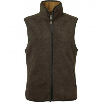 Chavalier Mainstone Fleece Vest Green