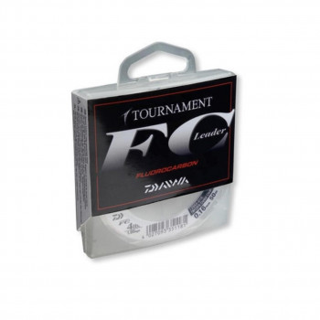 Daiwa Tournament Fluorocarbon 50m.
