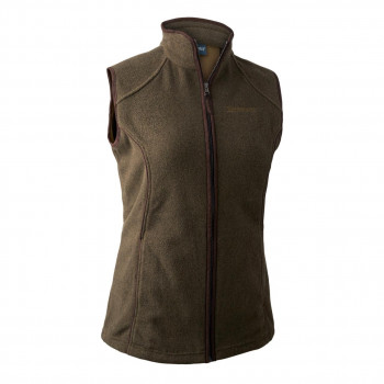 Deerhunter Lade Josephine Fleece Vest Green