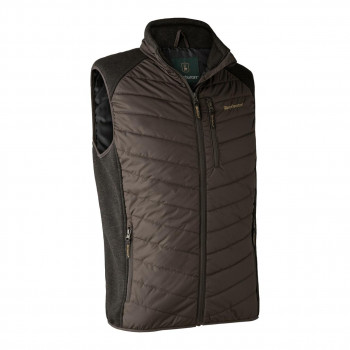 Deerhunter Moor Vest m. strik Brown