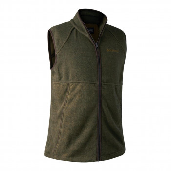 Deerhunter Wingshooter Fleece Vest Grøn