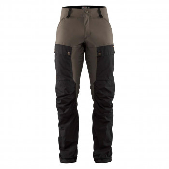 Fjällräven Keb Trousers Black/Grey