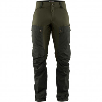 Fjällräven Keb Trousers Deep Forest Green
