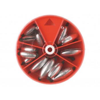 Rubber Core Zink Sortiment