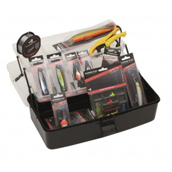 Kinetic Tackle Box Big - Freshwater