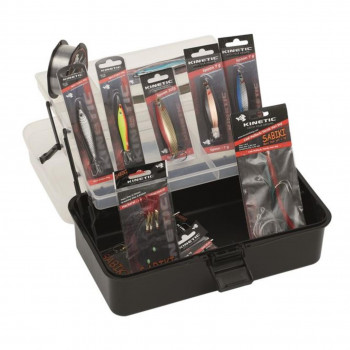 Kinetic Tackle Box Big - Saltwater
