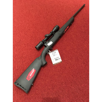 Savage Axis II XP cal. 308 m/kikkert 3-9x40