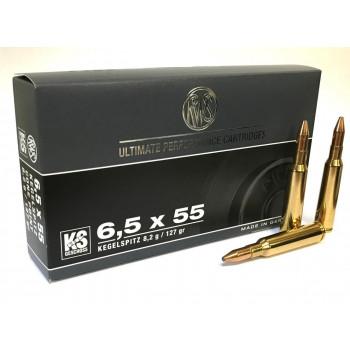 RWS 6,5x55 Keglespids 8,2g
