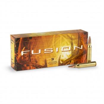 Federal .223 rem. 4,0g. Fusion