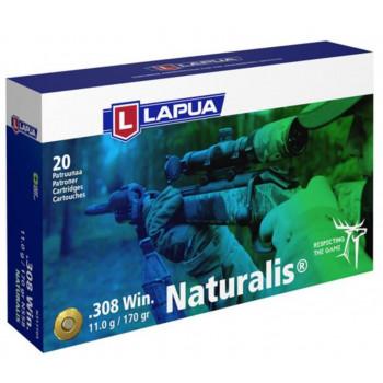 Lapua Naturalis .308 win. 11,0g. (Blyfri)