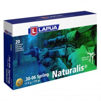 Lapua Naturalis 30.06 11,0g. (Blyfri)