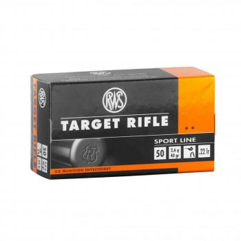 RWS 22 LR Target Rifle