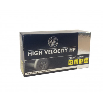 RWS 22 LR High Velocity HP