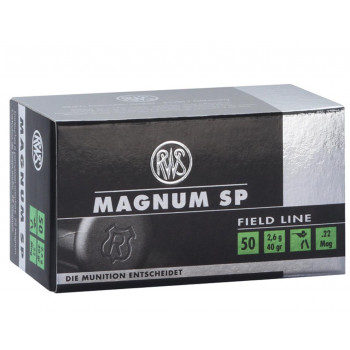 RWS 22 Magnum SP