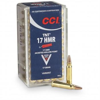 CCI 17HMR TNT 17gr.