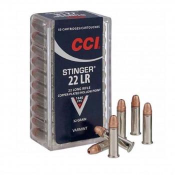 CCI Stinger 22 LR 32gr.