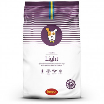 Husse Light Sensitiv 15 kg