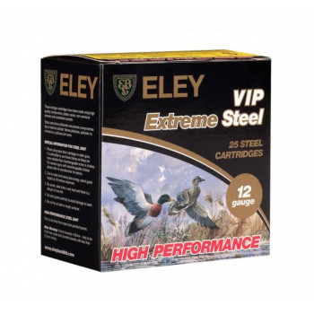 Eley Extreme Steel 12/70 32g. 450 m/s