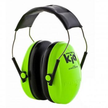 Peltor Høreværn Kids Grøn