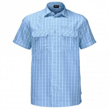 Jack Wolfskin Thompson Skjorte Lyseblå