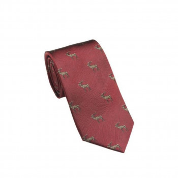 Laksen Slips Deer Vintage Red