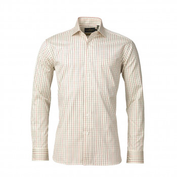 Laksen Skjorte Archie Two Ply Twill Hunting