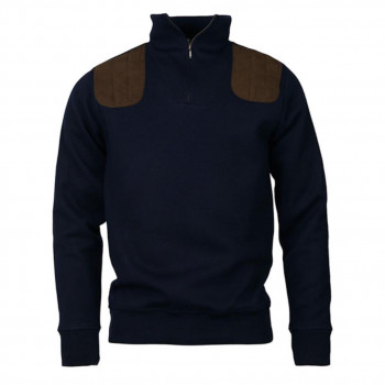 Laksen Windsor Windbreaker Navy