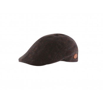 MJM Maddy Virgin Wool Brown Sixpence