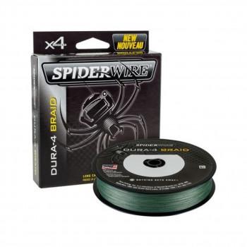 Spiderwire Dura 4 150m. Grøn