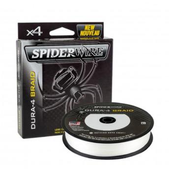 Spiderwire Dura 4 150m. Hvid