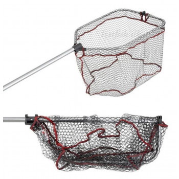 ABU Folding Landingnet Rubber str. XL