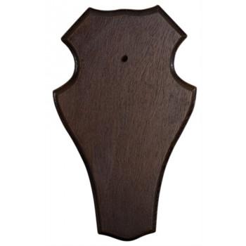 Bukkeplade 19x12 cm.