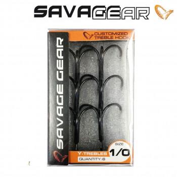 Savage Gear Y-treble Hooks