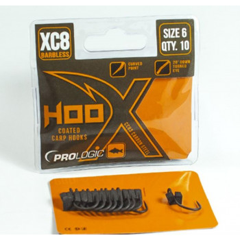 Prologic Hook XC8 Barbless