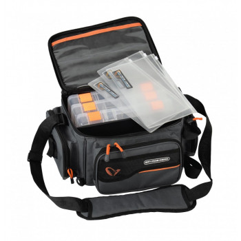 SG System Box Bag M 3 boxes