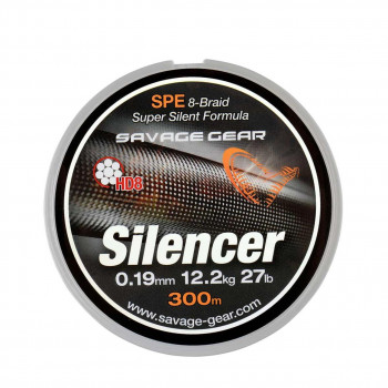 Savage Gear HD8 Silencer 120m.