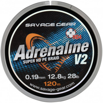 Savage Gear HD4 Adrenaline V2 120m.