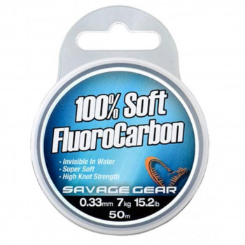 Savage Gear Soft Fluoro Carbon