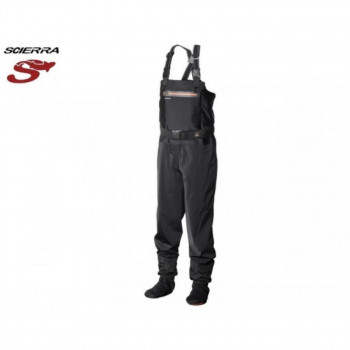 Scierra SIE X-stretch Chest Waders Stocking Foot