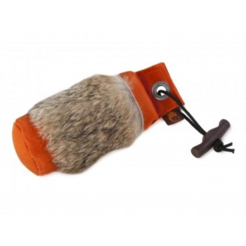 Dommy skind midte 250g - Orange