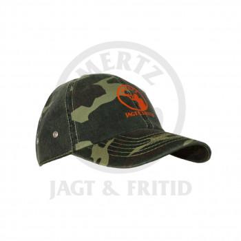 Kasket m. logo Camouflage One-size