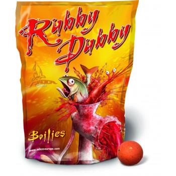 Radical Rubby Dubby Boilie 20mm. 1kg.
