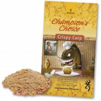 Browning Groundbait Crispy Carp 1kg.