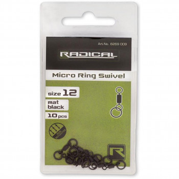 Radical Micro Ring Swivel Mat Black