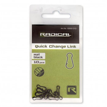 Radical Quick Change Link Mat Black